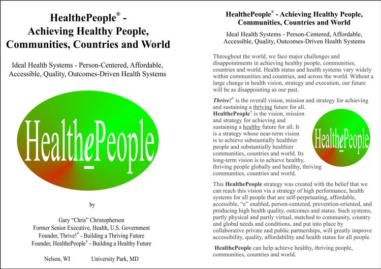 HealthePeople book cover